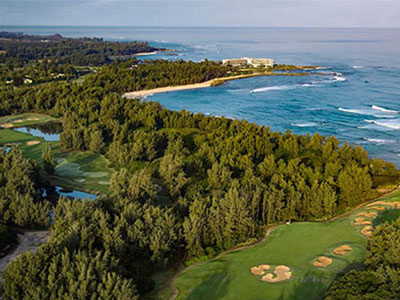 Turtle Bay Resort - Palmer Course