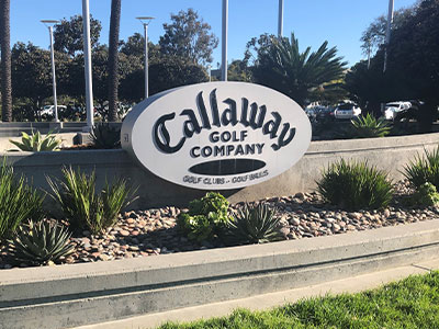 Visiting the Callaway Headquarters