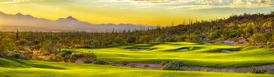 Best Golf Courses In Arizona
