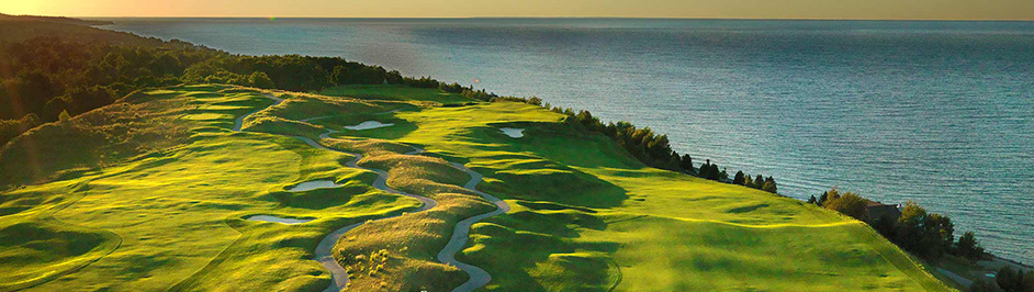 Best Golf Courses In Petoskey, Michigan
