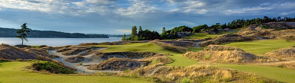 Best Golf Courses In Seattle, Washington