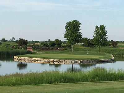 Bolingbrook Golf Club, Hole #15