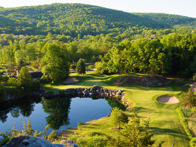 Crystal Springs Golf Club, Hole #11