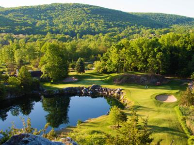 Crystal Springs Golf Club, Hole #11