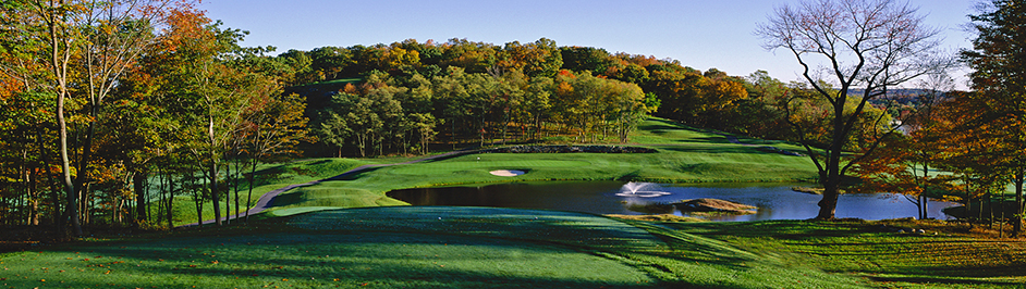 Best Fall Golf Courses