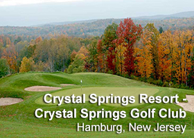 Crystal Springs Resort - Crystal Springs Golf Club