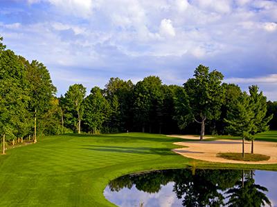 Crystal Mountain Golf Course