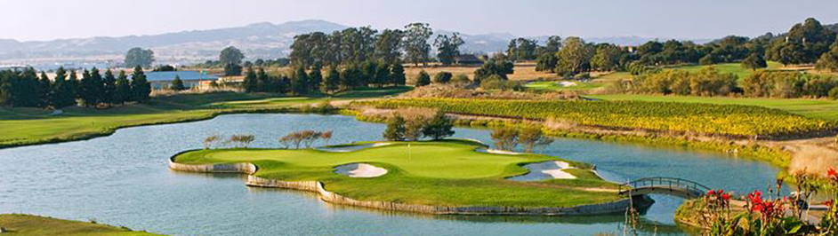 Best Golf Courses In Napa, California