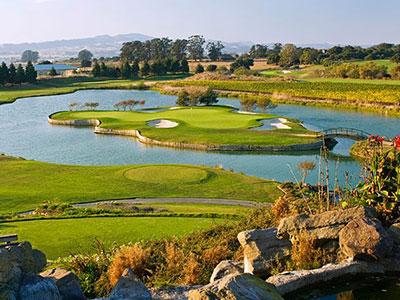 Eagle Vines Vineyards & Golf Club, Hole #14