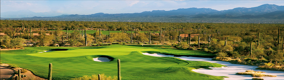 Top Rated Tucson Golf Courses