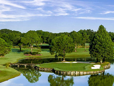 Grand Cypress Resort - East Course, Hole #5