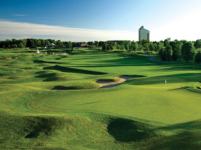 Grand Traverse Resort - The Bear