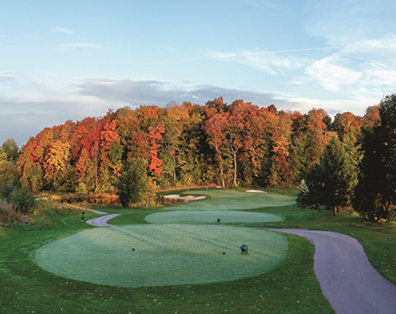 Grand Traverse Resort and Spa – The Wolverine