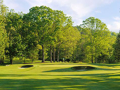 The Greenbrier Course