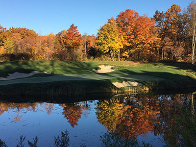 Harbor Shores Golf Club