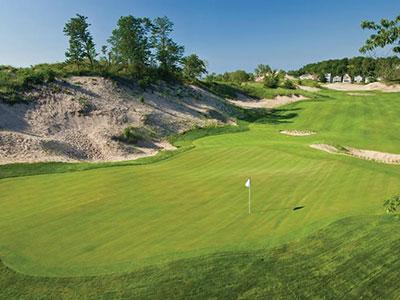 Harbor Shores Golf Club, Holes - 7, 8, 9