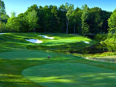 Harbor Shores Golf Club, Hole #11