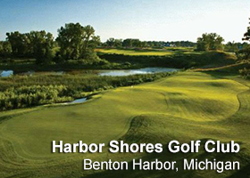 The Golf Club at Harbor Shores