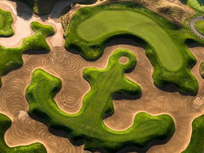 Harborside International Golf Course - Port Course, Hole #15