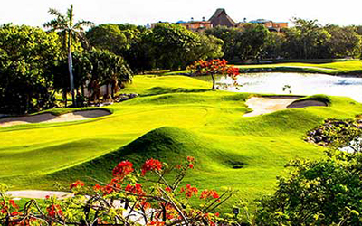 Hard Rock Riviera Maya Golf