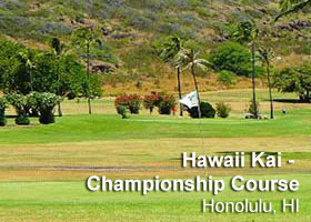Hawaii Kai - Championship Course