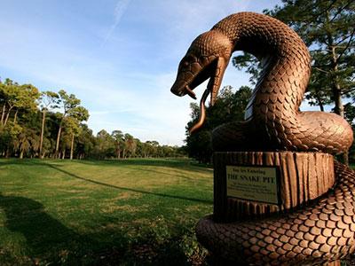 Innisbrook Golf Resort - Copperhead Course, Holes - 16, 17, 18