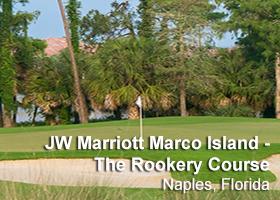 JW Marriott Marco Island Beach Resort - The Rookery