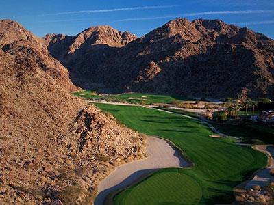La Quinta Golf Resort & Club - Mountain, Holes - 15, 16, 17