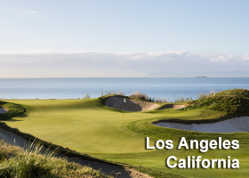Best Golf Courses in Los Angeles