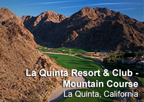 Mountain Course at La Quinta Resort & Club