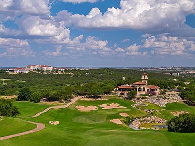 La Cantera Golf Club - Palmer
