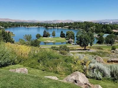 Lakeridge Golf Club, Hole #15