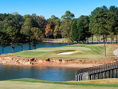 Lanier Islands Legacy Golf Course