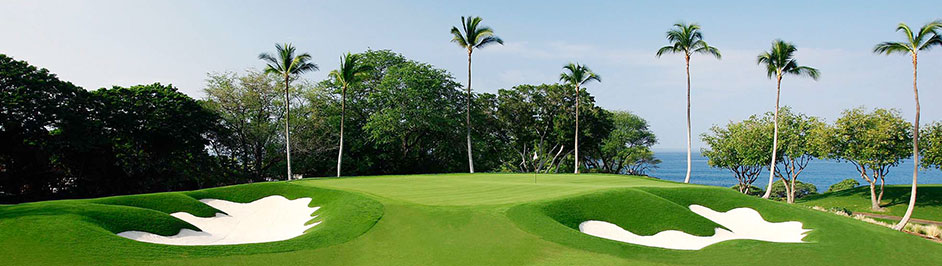 Best Golf Courses On The Big Island of Hawaii