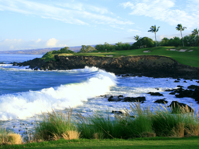 Mauna Kea Golf Course, Hole #3