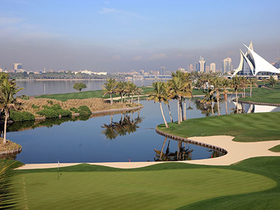 The Montgomerie Golf
