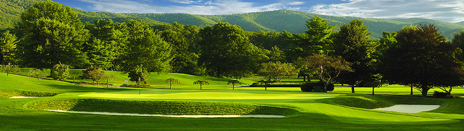Best Mountain Golf Courses