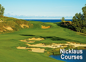 Best Jack Nicklaus Designed Golf Courses