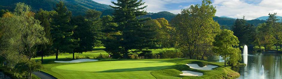The Greenbrier Golf Resort