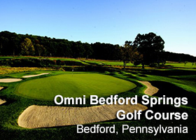 Omni Bedford Springs Resort - Old Course