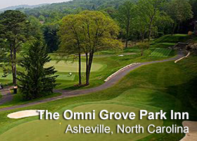 The Omni Grove Park Inn Golf Resort