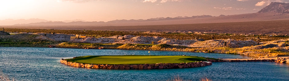 Best Island Greens In Golf