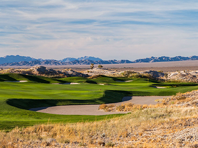 Las Vegas Paiute Golf Resort - Wolf