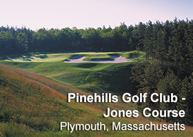 Pinehills Golf Club - Jones Course