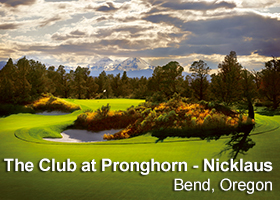 The Club at Pronghorn – Nicklaus