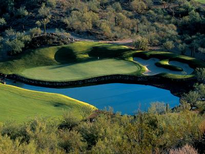 Quintero Golf Club, Hole #9
