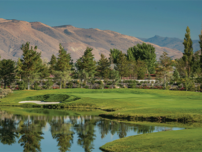Red Hawk Golf and Resort - Hills Course