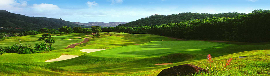 Best Golf Courses In Oahu