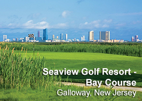 The Seaview Golf Resort - Bay Course
