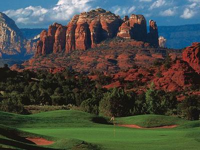 Sedona Golf Resort, Holes - 10, 11, 12